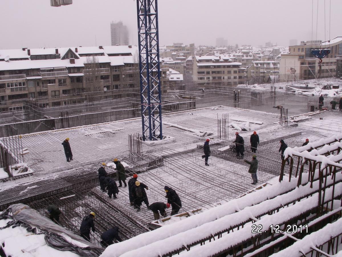 Зимни условия Парадайс Център