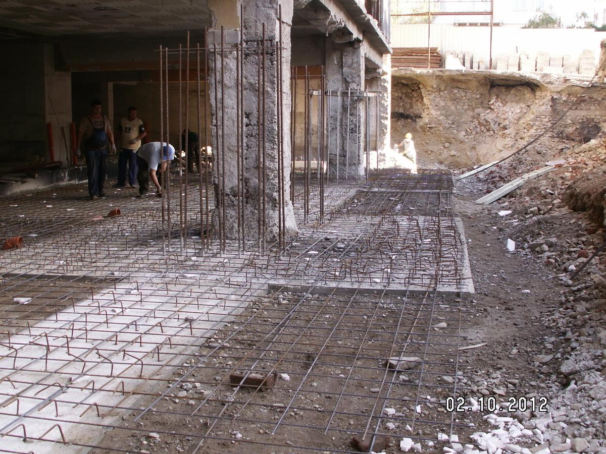 Реконструкция на сграда