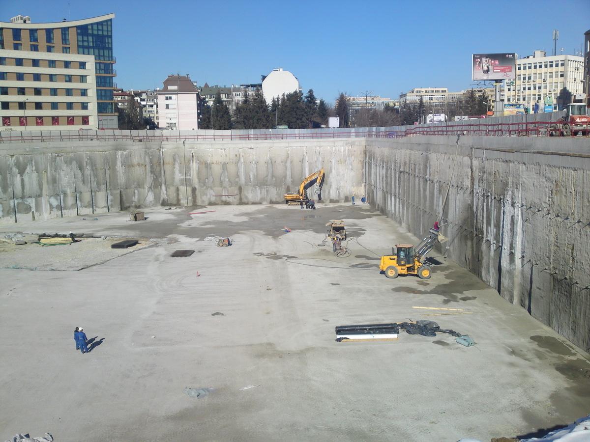 Изкоп Парадайс Център